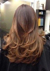 short layers. Next haircut.