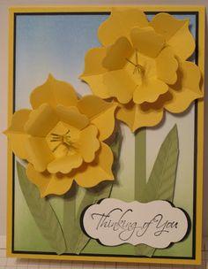 In My Craft Room: Daffodil Delightful!