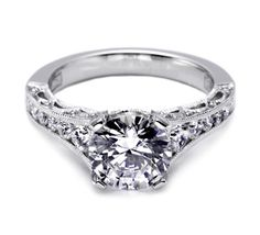 Capri Jewelers Arizona ~ www.caprijewelersaz.com  Beautiful Tacori Engagement Ring beautiful-engagement-rings