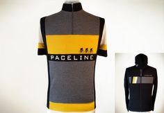 Custom wool cycling kit