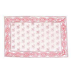 Llama Parade Pink Placemats (Set of 4)