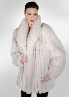 russian fur coats for women | Womens Outerwear, Womens Plus Size Outerwear, Womens Forecaster Sport ...