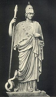 Pallas Athena - Wikipedia