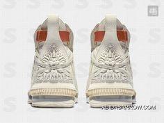"d796e0ff8ad Discount Nike LeBron 16 ""HFR"" Sail White Light Bone BQ6583-100"