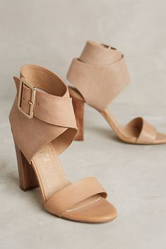 Splendid Jayla Heels - like this color way. The color blocked is too specific I think.
