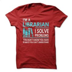 Awesome Librarian - #sweater #make t shirts. ORDER HERE => https://www.sunfrog.com/LifeStyle/Awesome-Librarian-63461483-Guys.html?60505