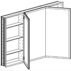Restoration Hardware Hutton medicine cabinet | TO BE ...