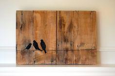 diy reclaimed wood signs art - Bing Images