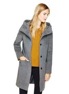 babaton pearce wool coat