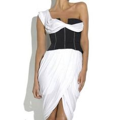 Alexander Wang Corseted Jersey Dress  http://www.euroshoesforu.com/alexander-wang-corseted-jersey-dress-p-6730.html