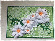 Hurtem Wreaths, Cards, Handmade, Home Decor, Hand Made, Decoration Home, Door Wreaths, Room Decor, Deco Mesh Wreaths