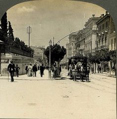 Located Near Mercure Hotel Itzehoe Klosterforst, Athens (/ˈæθɪnz/; Old Photos, Vintage Photos, Pakse, Mercure Hotel, Athens Greece, Nostalgia, The Past, Greek, Street View