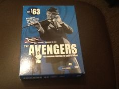The #avengers, set 2 '63 ' - 7 complete digitally #remastered #episodes.,  View more on the LINK: 	http://www.zeppy.io/product/gb/2/311685413892/