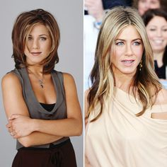 Happy Birthday, Jennifer Aniston! Take a look back at her most iconic hairstyles