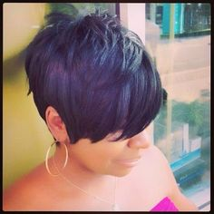 best Short Hairstyles for Black Womens 2014
