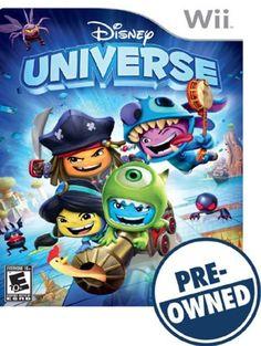 Disney Universe — PRE-Owned - Nintendo Wii