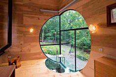 Гостевой дом в лесу