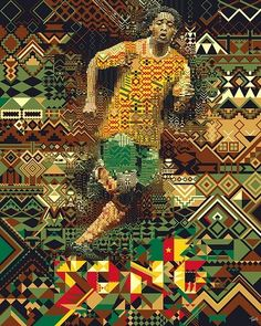 We Heart It https://weheartit.com/entry/823719 #advertising #African #art #Collage #colorful #graphic-design #illustration #mosaic #pattern #photomosaic #poster #roots #soccer #SouthAfrica2010 #synthetic #traditional #tribal #tsevis #UEFA #championsleague #photographicmosaic #visualdesign #mozaic #fifa2010 #jigsawpuzzle #graphicdesigns #cameroon #worldcup2010 #premierleague #defensivemidfielder #centrebackforarsenal #bastia #ndebele #geometricalpattern