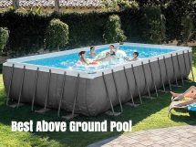 12 Best Above Ground Pool 2020 - (Classic & Latest Model)
