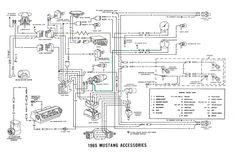 147 best wiring diagram images in 2018 1965 Mustang Heater Wiring Diagram