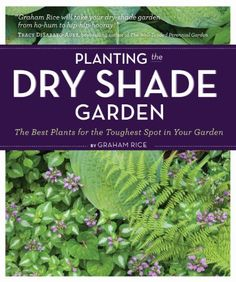 Planting the Dry Shade Garden: The Best Plants for the Toughest Spot in Your Garden