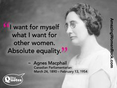 30 feminist quotes prove that equality is within our reach on Women's Equality Day, and that the fight for women's rights is KEY to a healthy society. Importance Of Gender Equality, Gender Equality Quotes, Woman Quotes, Me Quotes, Womens Rights Feminism, Respect Women, Feminist Quotes, Badass Women, Women In History