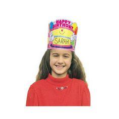 Birthday Crowns 2-Tier Cake 30/Pk $10.99