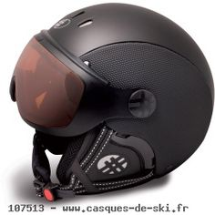 Casques de Ski DIEZZ JOINT 3 VISIERE Fashion Gommo Black  107513 Ski Helmets, Riding Helmets, Bicycle Helmet, Skiing, Helmets, Ski, Cycling Helmet