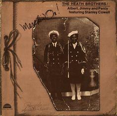THE HEATH BROTHERS - MARCHIN' ON via YDI