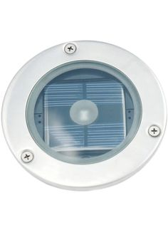 A Solar Round Decking Light that charges via 4 micro solar panels. At dusk the light sensor in the solar panels turn the lights on automatically until dawn. Solar Post Lights, Solar Deck Lights, Pergola Lighting, Steel Pergola, Pergola With Roof, White Pergola, Solar Panel System, Solar Panels, Solar Power Kits