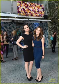 Laura & Vanessa Marano Make It A Sisters Day For Ted Baker London Event