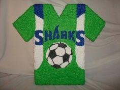 Soccer Shirt Piñata