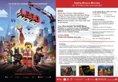 Warner Bros. Pictures, Village Roadshow Pictures, Shooting Stars and ABM are offering 5 lucky winners a chance to win pair of invites to the 3D premiere of 'The LEGO® Movie' at Grand Cineplex, near Grand Hyatt Hotel on 4th February.  Simply share the post 'The LEGO® Movie | Premiere' on our facebook page and answer the following question in comments of the same post, and you could win 2 invites.