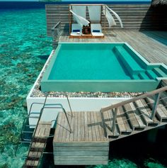 #Dusit Thani Resort @maldives