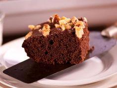 Dark Chocolate Brownies #MyPlate #Dessert #Grains