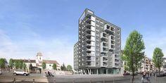 Simmeringer Hauptstraße 171 Modern Design, Multi Story Building, Contemporary Design