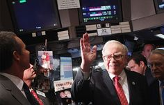 Warren at the NYSE