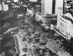 Praça Saens Peña com Cinema Olinda