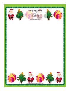 art image wpclipart free christmas borders 020511 vector clip art com ...
