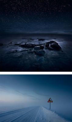 """Atmosphere"" Photo Series by Mikko Lagerstedt | Inspiration Grid | Design Inspiration"