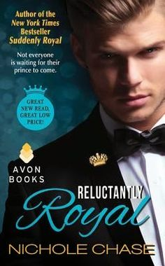 Kate's Book Life: Book Review: Reluctantly Royal (Suddenly, #3) by N...