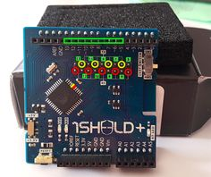 1Sheeld - All Arduino shields on your Smartphone