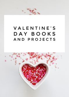 Some years we just have a special dinner with chocolate hearts by each place setting, and other years we make handmade Valentine's Cards and host a party, but even the simplest of celebrations can brighten up your child's day. Here are a few suggestions for your own celebration. Valentines Day Book, Valentines Games, Valentine Theme, Valentine Day Crafts, Holiday Activities For Kids, Holiday Crafts For Kids, Valentines Day Activities, Craft Activities, Kids Crafts