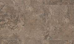 Argento Brushed Plank Travertine Tile - x - 922101287 Vinyl Flooring Kitchen, Luxury Vinyl Flooring, Tile Flooring, Stone Kitchen Floor, Travertine Tile, Tiling, Grey Floor Tiles, Armstrong Flooring, Rustic Kitchen Cabinets