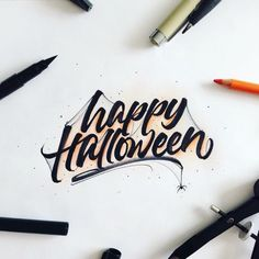 Happy Halloween! by David Milan. Check out our David Milan board for more of his amazing works!