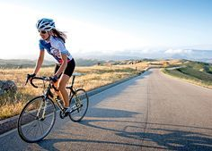 Can't get out every day? You can still become a better cyclist with just three rides a week.