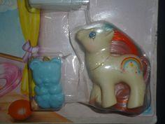 Argentina My Little Pony MI Pequeño Pony Bebe Arco Iris Collection Baby Starbow on eBay