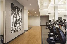Boston Sports Clubs - Wayland, MA  #gym #fitness #interiordesign #bostonsportsclubs