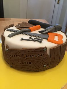 Chocolate Carpenters Cake