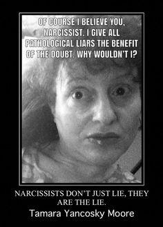 socio pathological liar